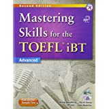 Mastering Skills for the TOEFL iBT Second Edition Combined Book with MP3 CD