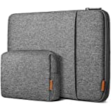 Inateck 360°超強保護 ケース MacBook Air M1 2020-2018/13インチ MacBook Pro M1 2020-2016/Surface Pro X/7/6/5/4/3/12.4 Surface Laptop Go 対