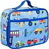 Wildkin Kids Blue Transport Lunch Box