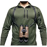 Bushnell Unisex-Adult Binocular Harness BASFHARN, Black