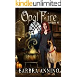 Opal Fire (Stacy Justice Mysteries Book 2)