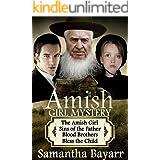 Amish Girl Mystery: Four Amish Suspense & Romance Books