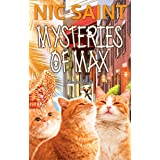 The Mysteries of Max: Books 19-21 (The Mysteries of Max Box Sets Book 7)