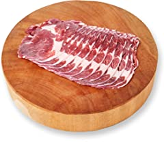 Meat Co. Australian Grass Fed Beef Ribeye Shabu Shabu - Frozen