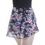 Dance Favourite Ballet Chiffon Wrap Skirts for Women and Girls