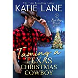 Taming a Texas Christmas Cowboy (Bad Boy Ranch Book 8)