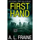 First Hand: A DC O'Connell Crime Thriller Prequel