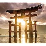 世界遺産 HD(1440×1280) 厳島神社の大鳥居