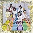 WONDERFUL PALETTE ※AL+DVD