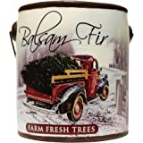 A Cheerful Giver 20 Oz Balsam Fir Fresh Farm Collection Candle