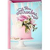 Hallmark Birthday Card for Grandma (Birthday Cake) - 399RZB1368