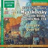 Myaskovsky: Complete String Quartets No.S 1-13
