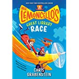 Mr. Lemoncello's Great Library Race: 3