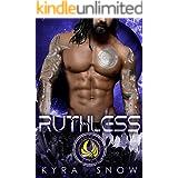 Ruthless: A Sci-Fi Academy Romance (Alien Warrior Academy Book 4)