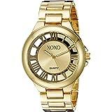 XOXO Women's XO270 Gold-Tone Watch