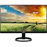 Acer R240HY bidx 23.8-Inch IPS HDMI DVI VGA (1920 x 1080) Widescreen Monitor,Black