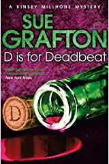 D is for Deadbeat: A Kinsey Millhone Novel 4 Kindle Edition