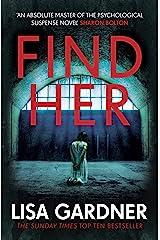 Find Her (Detective D.D. Warren Book 8) Kindle Edition