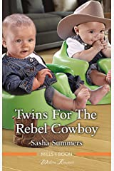 Twins For The Rebel Cowboy (The Boones of Texas Book 2) Kindle Edition