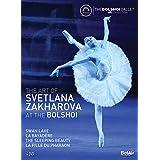 Art of Svetlana Zakharova at the Bolshoi [DVD]