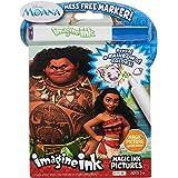 Disney Moana Imagine Ink 24 page Game Book, 73581 Bendon
