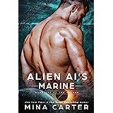 Alien AI's Marine (Warriors of the Lathar Book 14)
