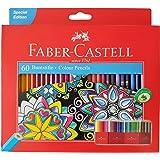 Faber-Castell Premium Color Pencils, 60 Colour