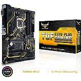 ASUS Intel Z370 搭載 LGA1151対応 マザーボード TUF Z370-PLUS GAMING 【ATX】