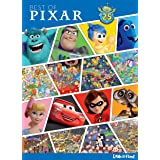Best of Pixar Look and Find Activity Book - Includes Toy Story, Cars, and More! - PI Kids