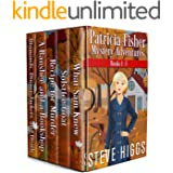 Patricia Fisher's Mystery Adventures - A boxed set