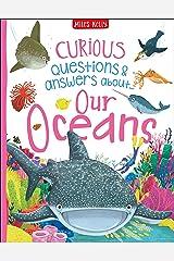 D32HB Curious Q & A Our Oceans Hardcover