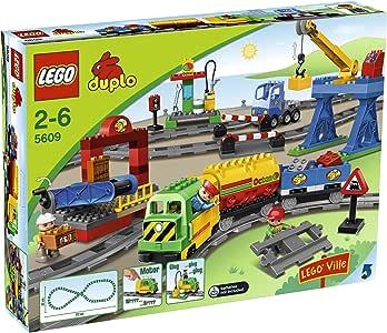 レゴ (LEGO) デュプロ デラックストレインセット 5609