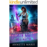 Demon Magic and a Martini (The Guild Codex: Spellbound Book 4)