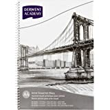 DERWENT R31130F Academy A4 Drawing Pad (80 Pages)