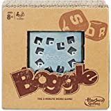 Boggle Rustic Edition - Endless Combinations - 3 min Word Play Games & Kids Toys - Ages 8+