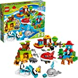 LEGO (Duplo of The World Animal Round-The-World Set 10805