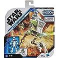 Star Wars E96815X1 Mission Fleet Expedition Class Captain Rex Clone Combat Figure Vehicle Toy