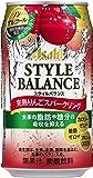 アサヒ スタイルバランス 完熟りんご スパークリング 缶 350ml