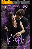 Kept: The Lost Vampire Journals Book 2 (The Kept Series) (En…