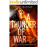 A Thunder of War (The Avalon Chronicles Book 3) (English Edition)
