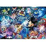 1000ピース ジグソーパズル ディズニー It's Magic! 世界最小1000ピース(29.7x42cm)