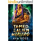 Tamed by an Alien Warlord (Fated Mates of the Ferlaern Warriors Book 2)