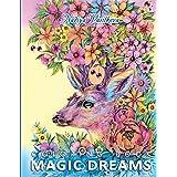Magic Dreams Coloring Book