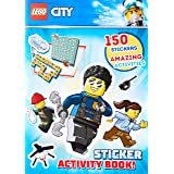 LEGO City: Sticker Activity Book