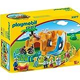 Playmobil 1-2-3 - Zoo - 9377