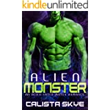 Alien Monster: An Alien Fated Mates Romance (Alien Abductors Book 3)