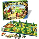 Ravensburger 22292 Enchanted Forest Board Game, Games and Craft, Green