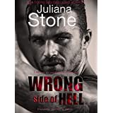 Wrong Side Of Hell: Included: Bonus To Hell And Back. (League Of Guardians Book 1)