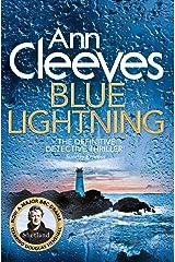 Blue Lightning: The Shetland Series 4 Kindle Edition
