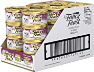 Fancy Feast Grilled Chicken in Gravy Wet Cat Food, 24 Can, 24X85g